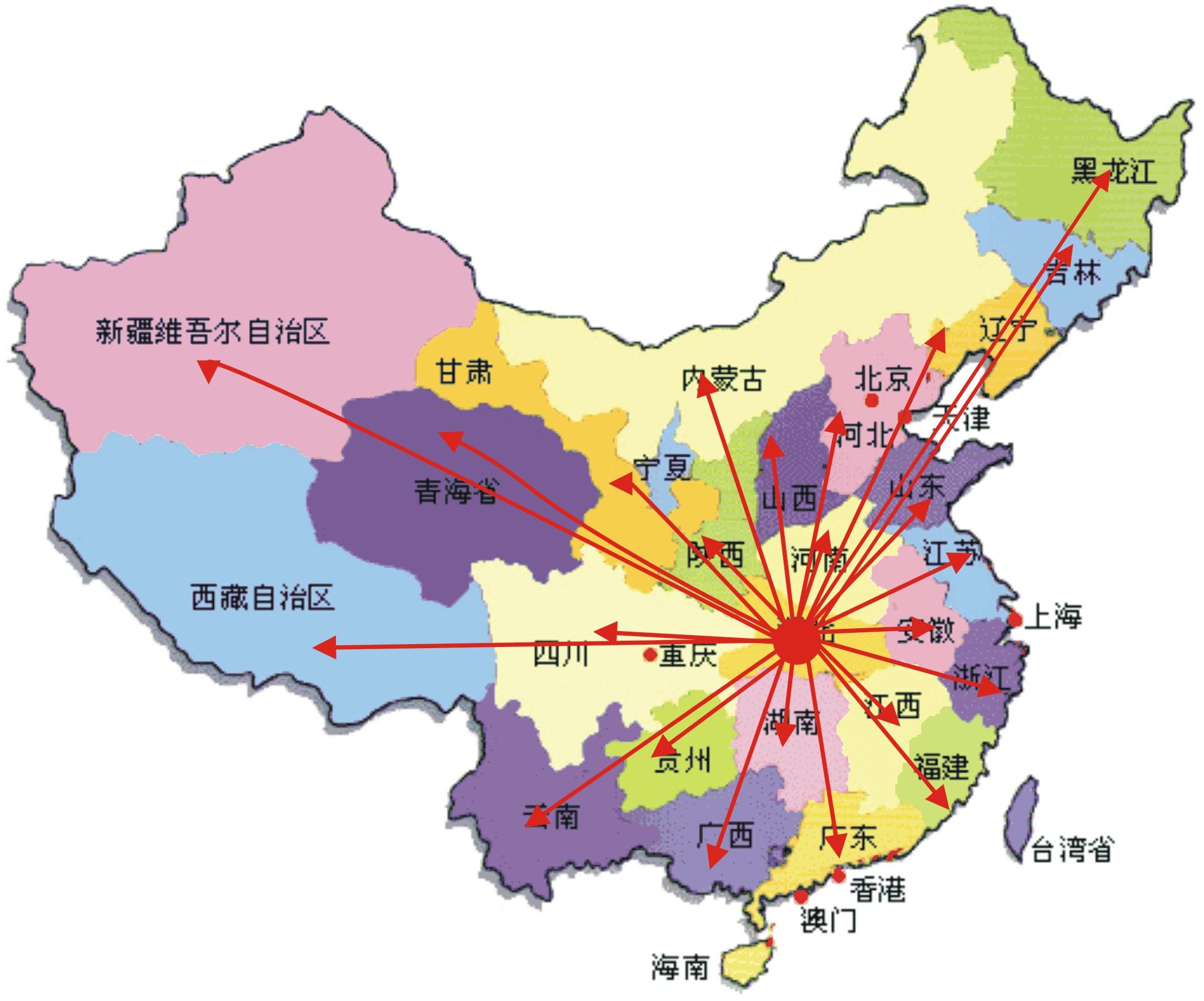 销售网络-武汉路昊新材料有限公司